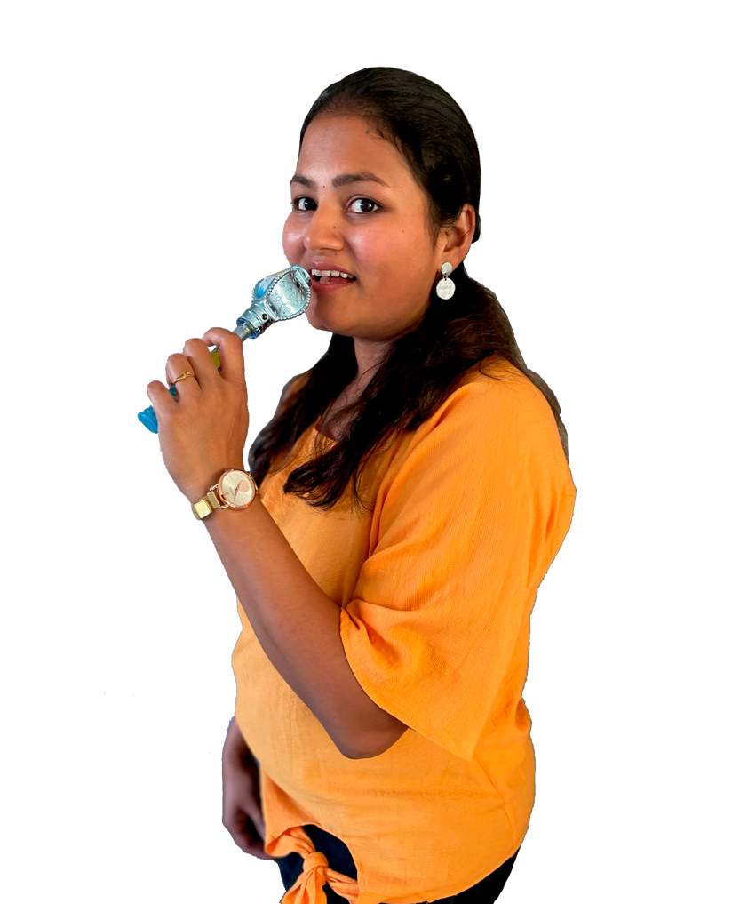 portret Vijayalakshmi